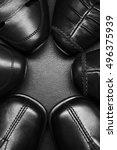 leather women's shoes  footwear ...   Shutterstock . vector #496375939