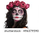 Catrina Skull Makeup For...