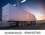 3d rendering of generic... | Shutterstock . vector #496410760