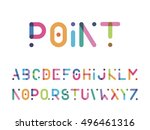 Color Font With A Point Capital ...