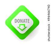 donate button. web button for...