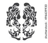 abstract   Shutterstock .eps vector #496639930