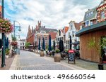 arnhem  the netherlands  ... | Shutterstock . vector #496660564