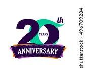 20 years anniversary...