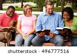 small group. study group.   Shutterstock . vector #496777516