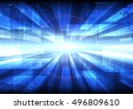 abstract background. raster... | Shutterstock . vector #496809610