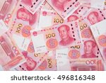 The 100 Yuan Banknote  Chinese...