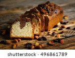 Marble Pound Cake With Candied...