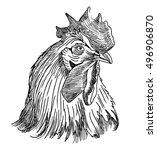 retro engraving illustration of ...   Shutterstock .eps vector #496906870