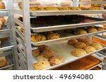 freshly baked pastries | Shutterstock . vector #49694080