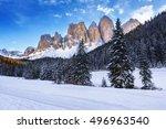 Winter Views Of The Geisler Or...