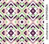 abstract seamless pattern for... | Shutterstock .eps vector #496990864