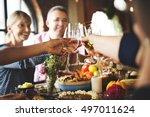 People Cheers Celebrating...