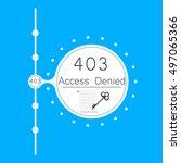 vectors abstract background 403 ... | Shutterstock .eps vector #497065366
