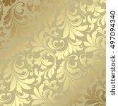 Luxury Background. Golden...