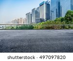 cityscape and skyline of... | Shutterstock . vector #497097820