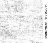 subtle halftone vector texture... | Shutterstock .eps vector #497159044