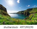 Beautiful Landscape Of Cliffs...