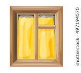 vector illustration of abstract ... | Shutterstock .eps vector #497194570