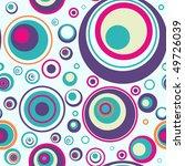 seamless vector abstract... | Shutterstock .eps vector #49726039