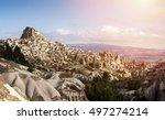 Uchisar  Cappadocia  Turkey....