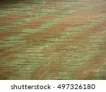 Small photo of Painted burnish wood background