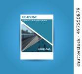 poster design template ... | Shutterstock .eps vector #497350879