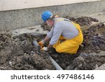 Home Renovation  Plumber Fixing ...