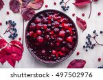 Delicious Berry Tart With...