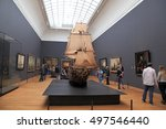 amsterdam  the netherlands  ... | Shutterstock . vector #497546440