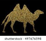 vector golden glitter...