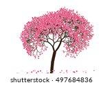 vector illustration of an... | Shutterstock .eps vector #497684836