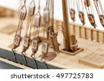 photographed close up of a... | Shutterstock . vector #497725783