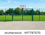 Public Outdoor Basketball Court ...