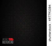 dark lined background | Shutterstock .eps vector #497791084