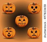abstract vector illustration of ...   Shutterstock .eps vector #497823658