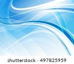 abstract background. raster... | Shutterstock . vector #497825959