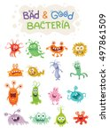 Good Bacteria And Bad Bacteria...