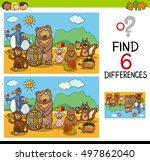 cartoon illustration of finding ...   Shutterstock .eps vector #497862040