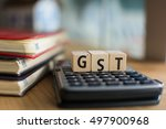 Word Of Gst Spelled With...