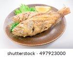 Fried Scorpion Fish