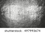 distressed overlay texture of... | Shutterstock .eps vector #497993674
