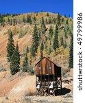 Silver Ledge Mill Site  Colorado