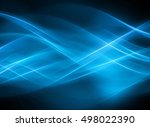 abstract blue background | Shutterstock . vector #498022390