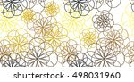 translucent circle colorful... | Shutterstock .eps vector #498031960