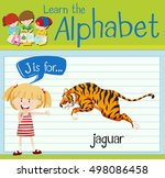 flashcard letter j is for...