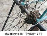 bike | Shutterstock . vector #498094174