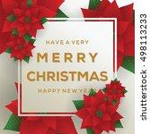 Merry Christmas. Card. Happy...