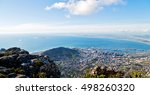 blur  in south africa cape town ... | Shutterstock . vector #498260320