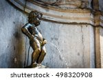 Manneken Pis  Little Man Pee ...
